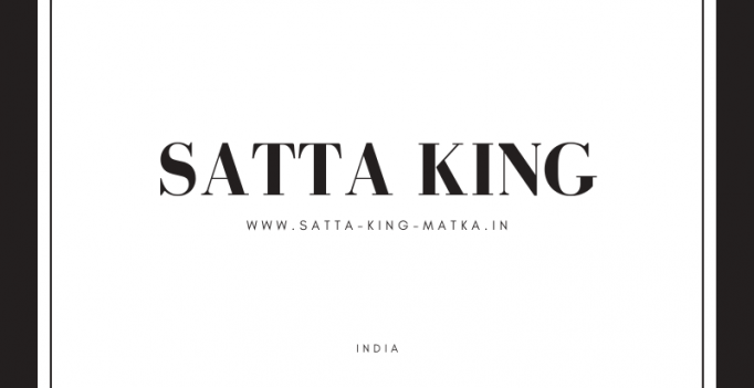 A Lottery Game With Satta King