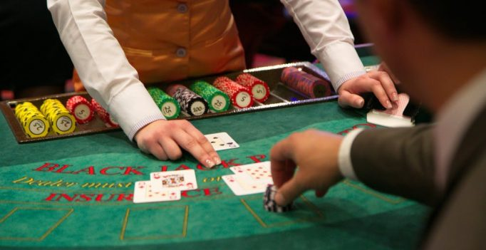 What is online gambling?